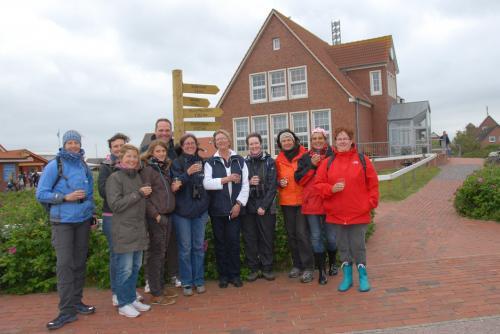 Baltrum Feiert Welterbe Geburtstag Baltrum Online De