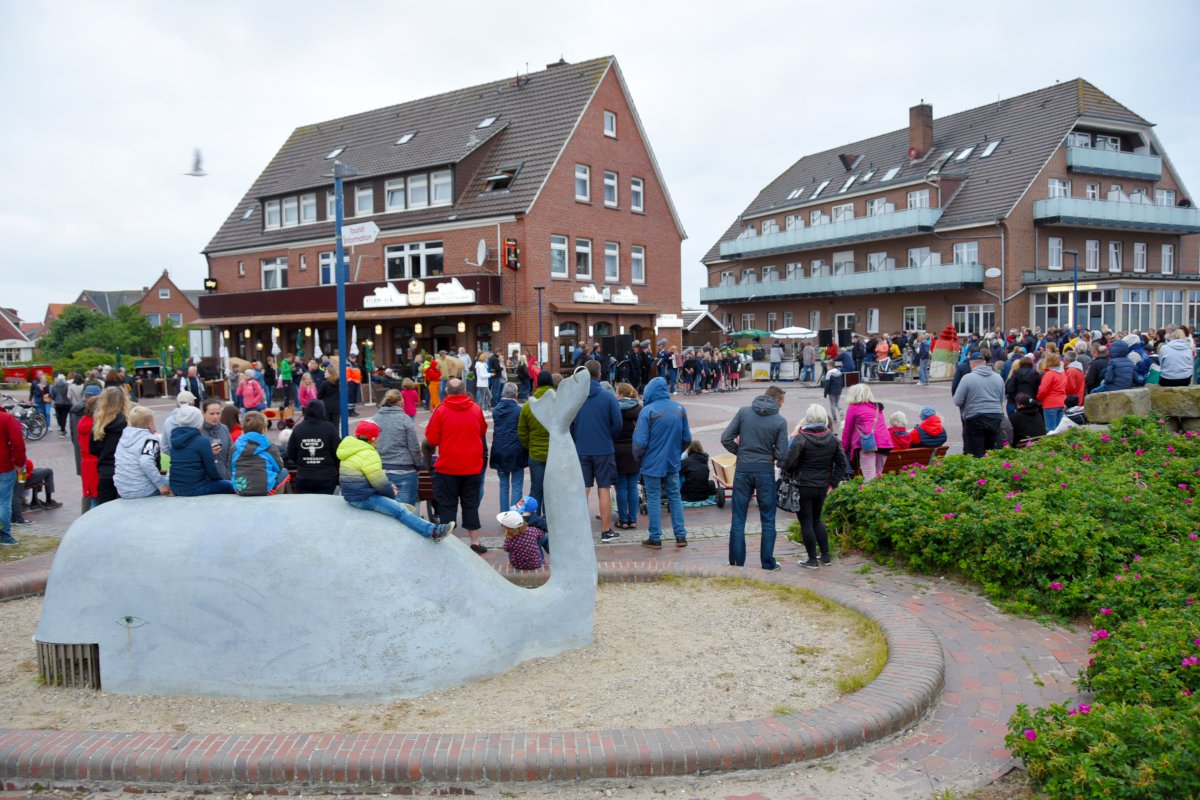 Baltrum Wetter